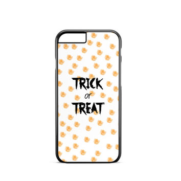 Trick or Treat Halloween iPhone 6 Case