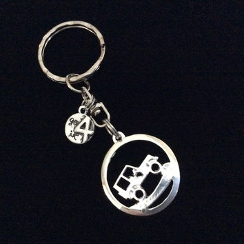 Go 4 It It's A Jeep Thing Key Chain Silver Key Trendy