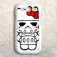 Hello Kitty Star Wars Samsung Galaxy S3 Case