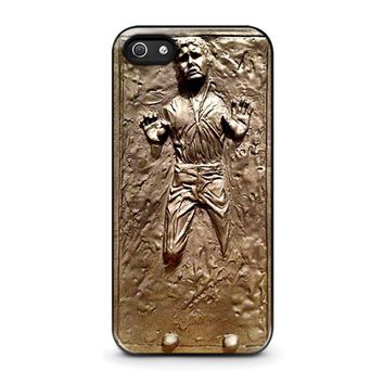 HANS SOLO iPhone 5 / 5S / SE Case Cover