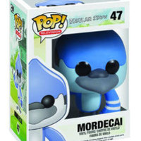 Pop Television Regular Show Mordecai Vinyl Figure at TFAW.com