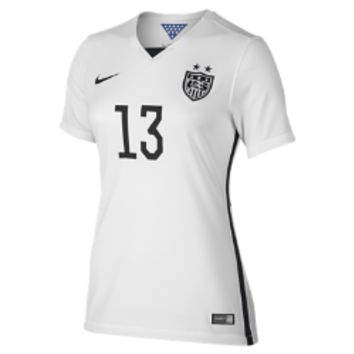 Nike 2015 U.S. Stadium Home (Morgan) Women's Soccer Jersey