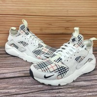 KUYOU Nike Air Huarache Run SE AH6809 101 Nike Wallace 4 generation cloth cover built-in Air cushion Hugh