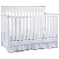 Fisher-Price Newbury 4-in-1 Convertible Crib, Misty Gray - Walmart.com