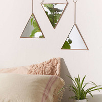 Triangle Mirror Set - Urban Outfitters