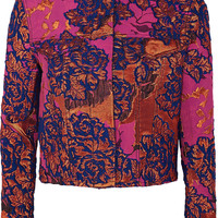 Marques' Almeida - Metallic brocade jacket