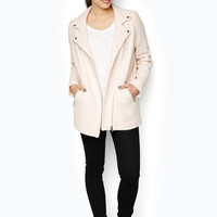Monki | Jackets & coats | Lena biker jacket