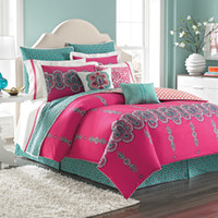 Laundry by Shelli Segal® Shiva Duvet Cover - Bed Bath & Beyond