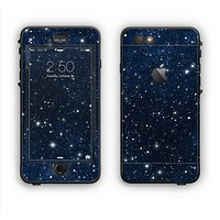 The Bright Starry Sky Apple iPhone 6 LifeProof Nuud Case Skin Set