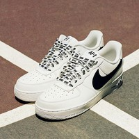 "NBA x Nike Air Force 1 AF1 ""NBA""823511-405"
