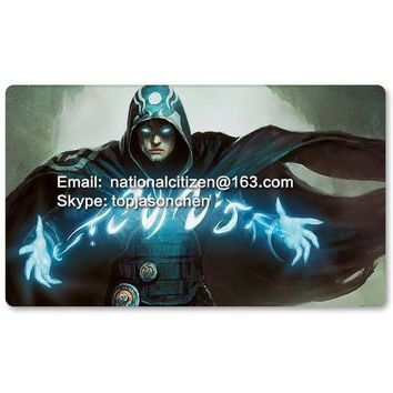ESBONIS Many Playmat Choices -Jace the Mind Sculptor- MTG Board Game Mat Table Mat for Magical Mouse Mat the Gathering 60 x 35CM
