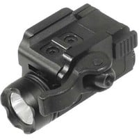 UTG Tactical Super-Compact Pistol Flashlight with 16-mm CREE R2 LED (Black)