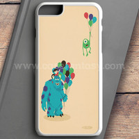 Monster Inc Baloon iPhone 6S Plus Case | casefantasy