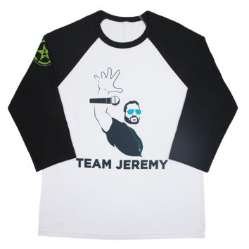 AH Schooled Team Jeremy Baseball Shirt