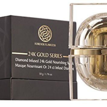 Forever Flawless Diamond Infused 24K Gold Nourishing Mask