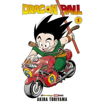 MANGA DRAGON BALL #5