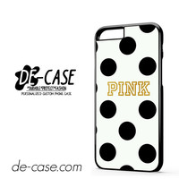 Victoria's Secret Pink DEAL-11675 Apple Phonecase Cover For Iphone 6 / 6S