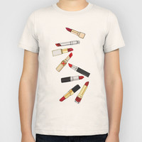 Your favorite Red Lipsticks Kids T-Shirt by 23madisonstudio