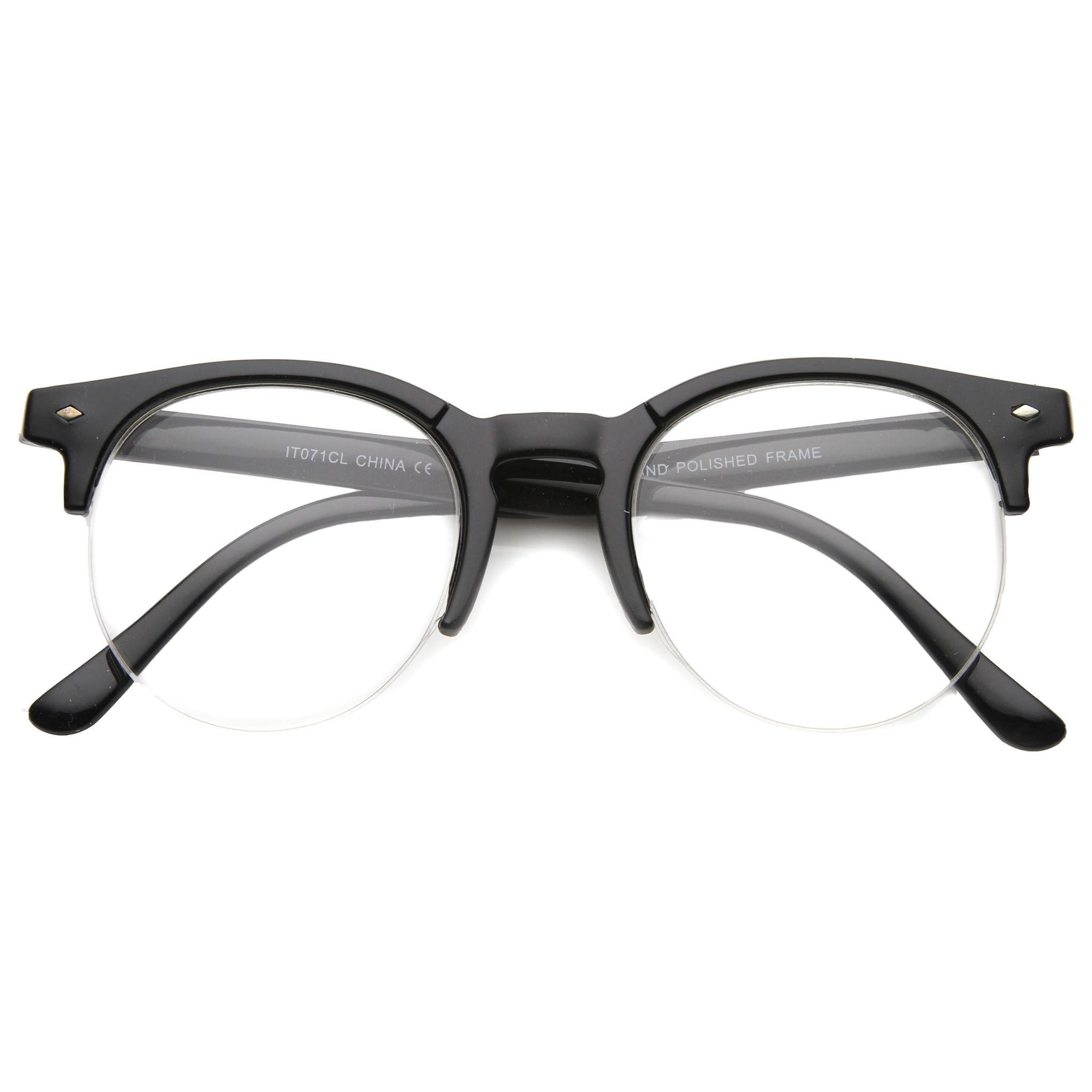 Best Half Frame Glasses Products on Wanelo