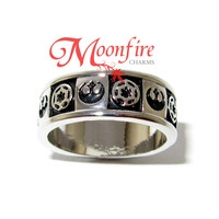 STAR WARS Insignia Roulette Ring