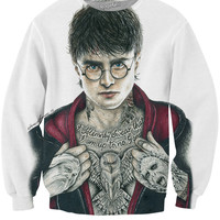 Inked Harry Potter Sweatshirt