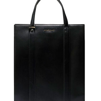 Cole Haan Vestry Leather Magazine Tote Bag