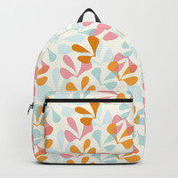 SpringDance #society6 #buyart #decor Backpack by mirimo