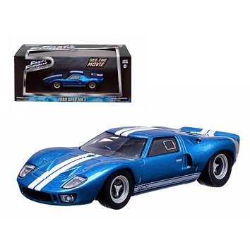 VinceThe Fast and The Furious\ Fast Five Movie (2012) 1:43 Diecast Car Model