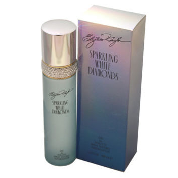 SPARKLING WHITE DIAMONDSEAU DE TOILETTE SPRAY 3.3 oz / 100 ML
