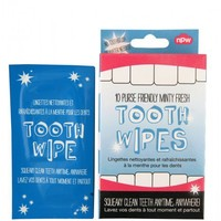 Flight 001 |  Tooth Wipes - Essentials - All Products