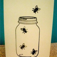 Jar of Flies stationary