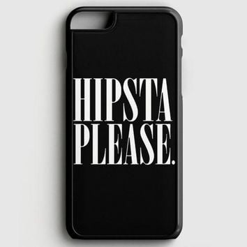Hipsta Please TShirt Harry Styles One Direction iPhone 6/6S Case