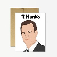 Tom Hanks T.hanks Card