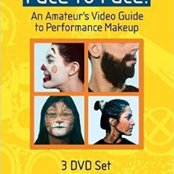 Face to Face: An Amateur's Video Guide to Performance Makeup