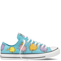 The Lorax Blue Chuck Taylor Dr Seuss Shoes : Dr Seuss Converse | Converse.com