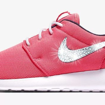 Nike Roshe One + Crystals - Sea Coral