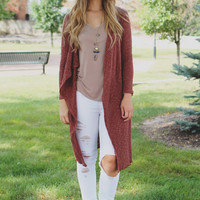 Color of Fall Cardigan