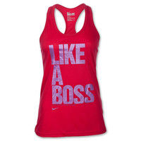 Women's Nike '80s Like a Boss Tank