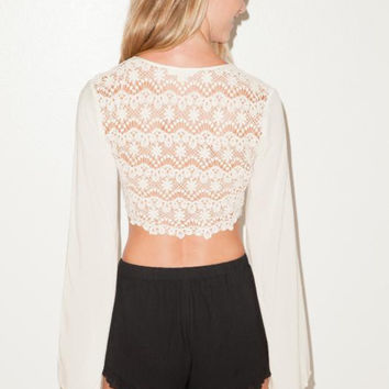 Knot Laced Top