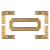 Young House Love 3 in. Vintage Style Champagne Bronze Campaign Hardware Set-CHS002-CZ-R - The Home Depot