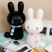 White Rabbit Coin Bank