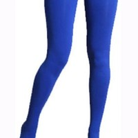 Royal Blue Tights, Fancy...