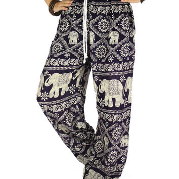 Harem pants Thai pants Hippie clothes Gypsy pants  Palazzo pants Hippie pants Elephant clothes Elephant pants