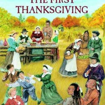 The First Thanksgiving (Step into Reading Books)