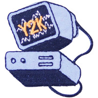 Y2K Computer Screen Patch