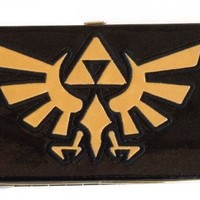 The Legend of Zelda Twilight Princess: Triforce Hinge Wallet