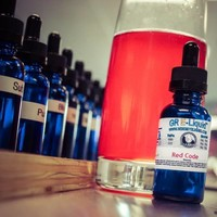 """Red Code"" Vape Juice"