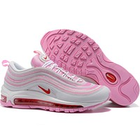 Nike Air Max 97 Woman Men Trending Sneakers Running Sports Shoes