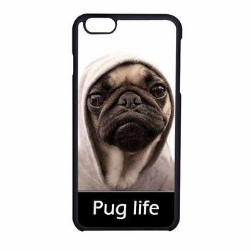 Pug Life Parody Fans Funny Hilarious iPhone 6 Case