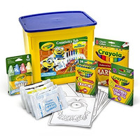 Crayola Minions Creativity Tub 75 Piece